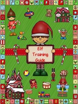 Christmas Writing:Elf Training Guide-Writing Task