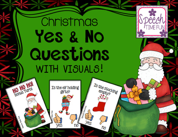 Christmas Yes No Questions