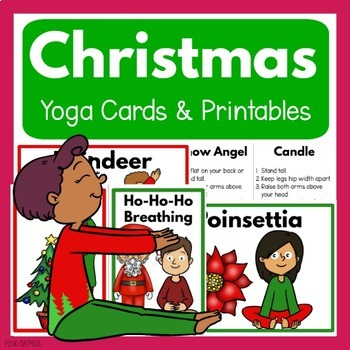 Christmas Yoga Pack