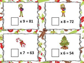 Christmas You-Know Multiplication