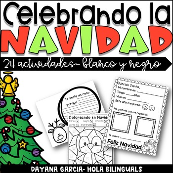 Christmas activities- SPANISH