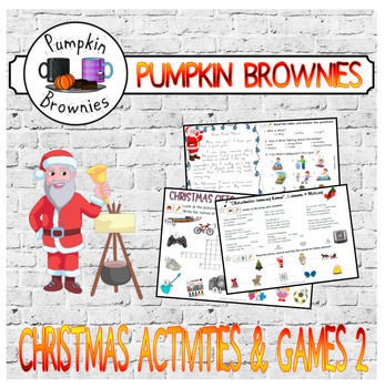 Christmas activities and games 2