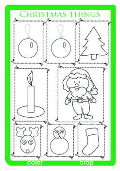 It's Christmas time! - Christmas activities book