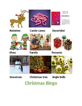 Christmas activities for the 1st-3rd grade classroom