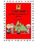 Christmas activities in French/ Activités de Noël