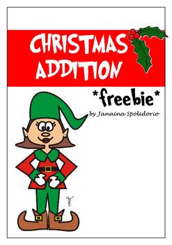 Christmas addition - FREEBIE!
