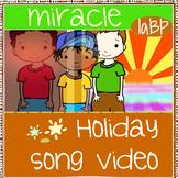 Christmas Chanukah Song Video: Whimsy Workshop Art