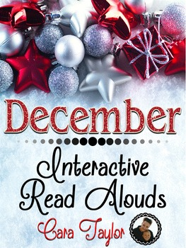 Christmas and December Activities~ Interactive Read Alouds