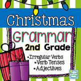 Christmas Activities ~ Christmas Grammar 2nd Grade ~ Grammar Practice