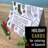 Christmas and Holiday Cards in Spanish