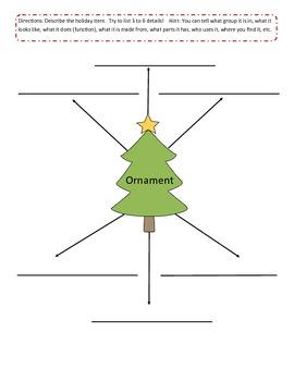 Christmas and Holiday Describing!