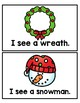 Christmas and Holiday Easy Reader and Vocabulary