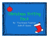 Christmas and New Year Writing Pack