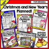 Christmas and New Year's Bundle Your plan for before and a