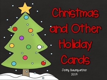 Christmas and Other Holiday Cards