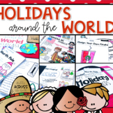 Holidays Around the World, Christmas Around the World, Christmas Activities