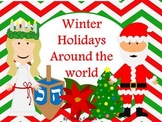 Christmas and Other Winter Holidays Around the World