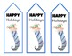 Christmas and Winter Bookmarks