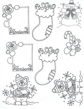 Christmas and Winter Clip Art