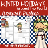 Christmas and Winter Holidays Around the World Research Pr