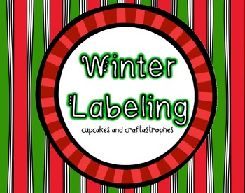 Christmas and Winter Labeling