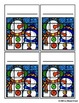 Christmas and  Winter Sticker Charts {10 colorful styles}