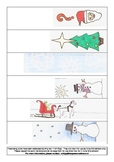 Christmas and Winter song cards