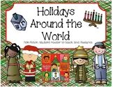 Christmas (and other holidays too) Around the World - nonf