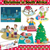 Christmas around the World Clip art South Africa