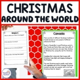 Christmas around the World Reading Comprehension Passages and Questions
