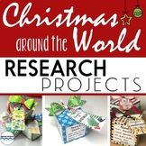 Christmas around the World Research Project, Holidays around the World Activity