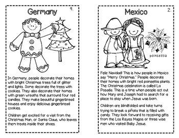 Christmas around the World for Kids!