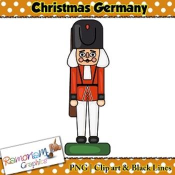 Christmas around the world Clip art Germany