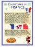 Christmas around the world FRANCE