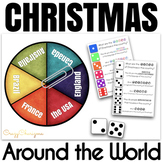 Christmas Around the World EDITABLE