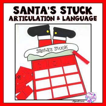 Christmas articulation and Language craft