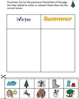 Christmas basic reading unit; self-contained special ed packet, Boardmaker