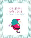 Christmas Board Game {K, 1st, ESL, EFL}