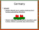 Christmas by Country PowerPoints