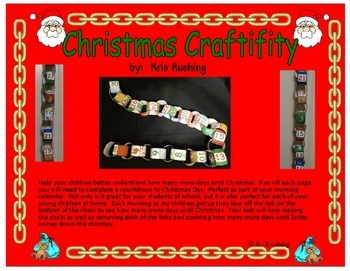 Christmas Craftivity