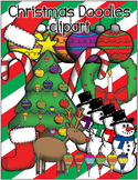 Christmas clipart and doodles / Dibujos e imagenes de navidad