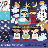 Nativity Clipart Bundle
