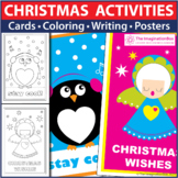 Christmas Coloring Pages | Art Activities and Creative Writing