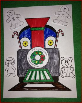 Christmas Countdown Train