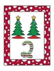 Christmas counting and numeral Posters 1-10