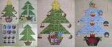 Christmas craft Printable Christmas trees, decorations & s