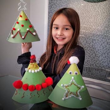 Christmas printable Design Your Own Christmas tree FREE co