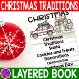 Christmas Reading Activity | Holidays Around the World | Christmas in America