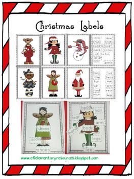 Christmas for Elementary ELL