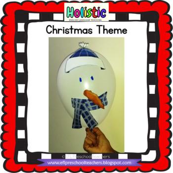 Christmas for Preschool ELL
